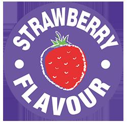 strawberry flavour icon